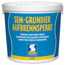 Грунт для внутренних и наружных работ SEM GRUNDIER, 15 кг