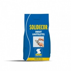 Декоративная шпатлевка повышенной твердости Semin Solidecor, 25 кг