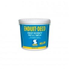 Многофункциональная декоративная шпатлевка для ручного нанесения SEMIN ENDUIT-DECO, 20 кг ведро