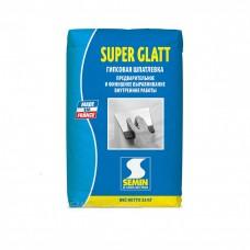 Выравнивающая финишная шпаклевка для внутренних работ SEMIN SUPER GLATT, 25 кг